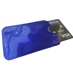 LINQS® NFC/RFID Blocking Sleeve for Credit/Debit Cards | Set of 5