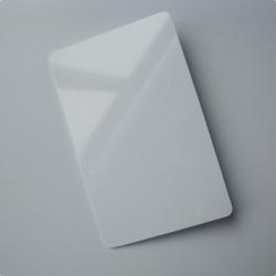 LINQS® NFC PVC Card (Set of 4) | NXP NTAG213 Chip | White - Printable