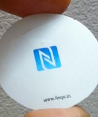 NTAG216 - 888 bytes